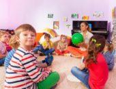 Спокойные игры являются неотъемлемой частью образовательного процесса в детском саду