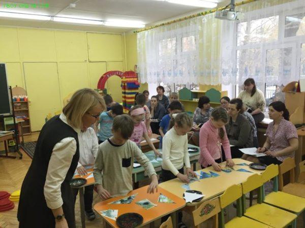 Открытое занятие по развитию речи в детском саду
