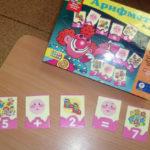 Примеры в карточках