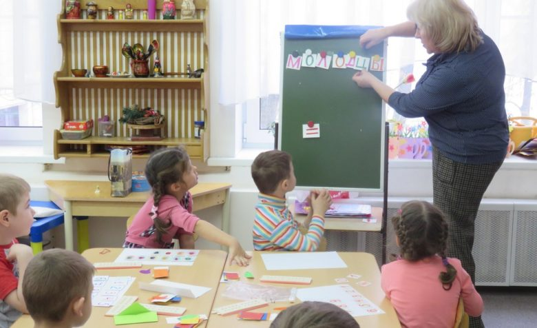 математика в детсаду