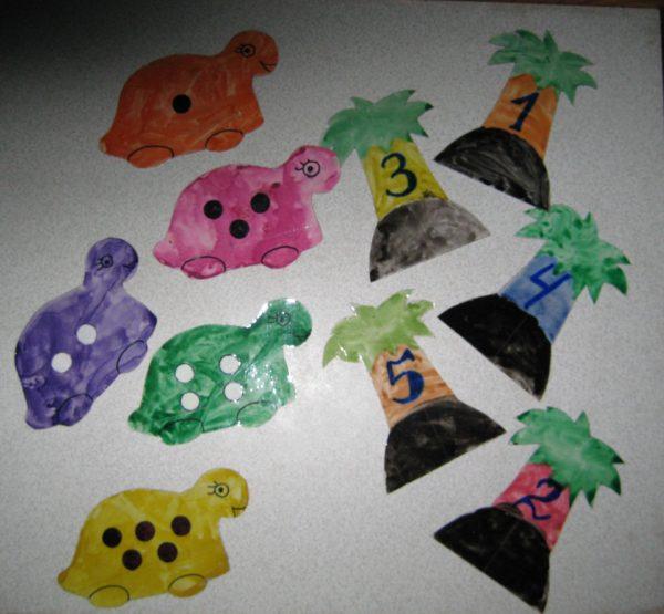 Помоги черепашке найти свой остров