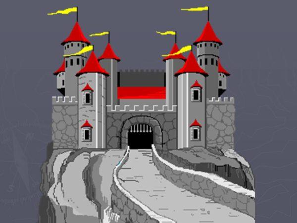 Замок Кощея Бессмертного