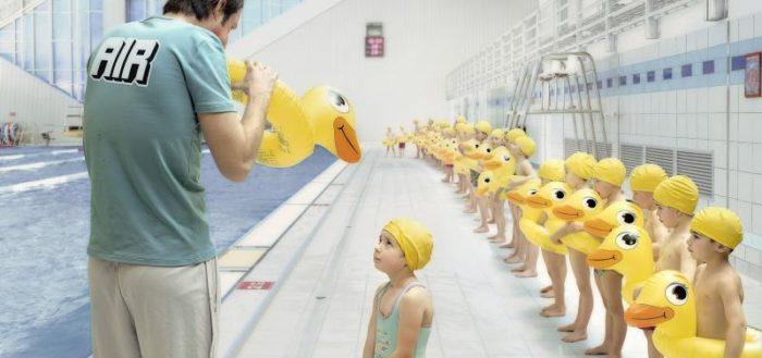 Оздоровительные мероприятия в детском саду приобщают ребят через увлекательную и игровую форму к здоровому и спортивному образу жизни.