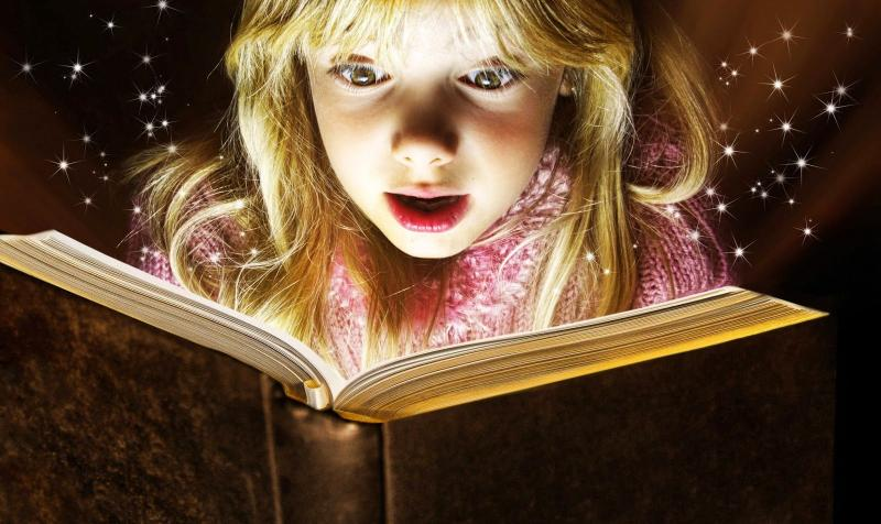 ребёнок и книга