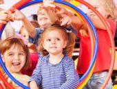 физкультура для маленьких детей