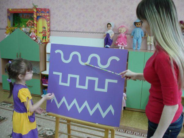 Офтальмотренаж в детском саду