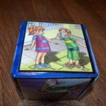 Кубик игры Воспитываем хорошие привычки