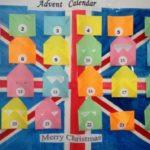 Advent Calendar: кармашки рождественского календаря
