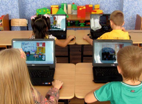 дети и компьютеры