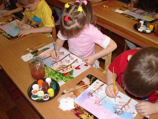 «рисунок – это зеркало чувств, зрелости и развития личности ребенка».