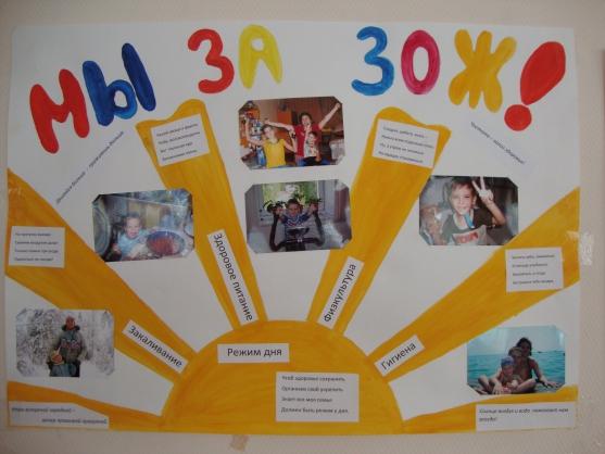 6289828b6609 Проект по здоровьесбережению в подготовительной группе детского сада ...