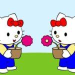 Картинки для поиска отличий с котятами