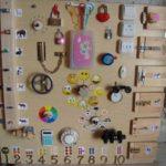 Бизиборд своими руками: выключатели, ланчбокс и пр