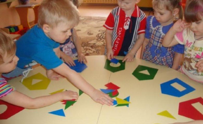 Осваивать матетматические понятия в раннем и младшем дошкольном возрасте лучше всего в игровой форме