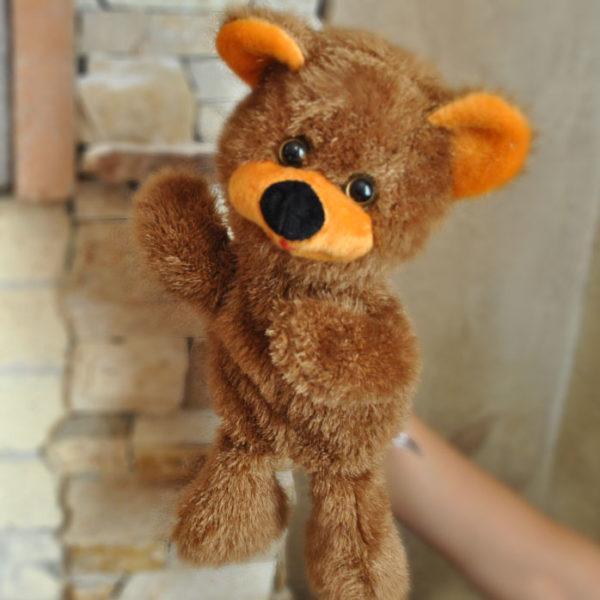Кукла Мишка-рукавичка