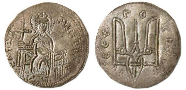 старинная монета грош