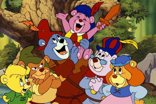 Кадр из мультфильма «Мишки Гамми»