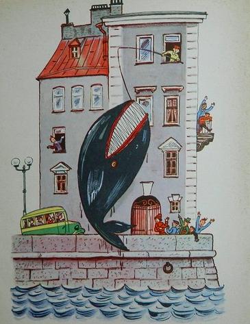 Иллюстрация к считалке