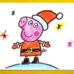 Новогодняя свинка Пеппа