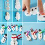 Компания снеговиков