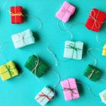 Гирлянда из подарков