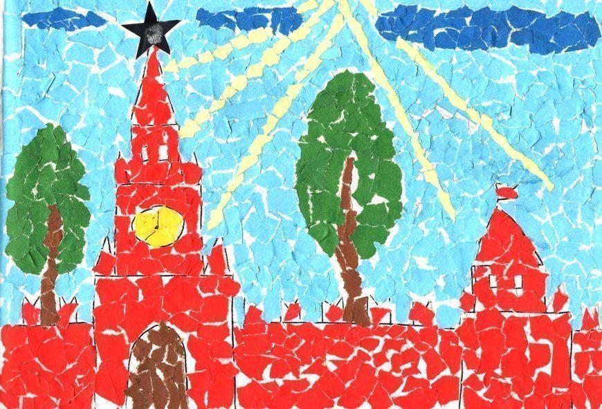 Красная площадь картинки для детей нарисованные, дню учителя математике