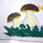 Два гриба