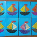 Выставка корабликов