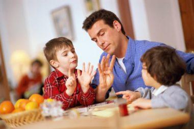 Знание считалок необходимо для организации игровой деятельности детей