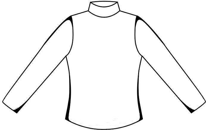 занятие в средней группе украшение свитера