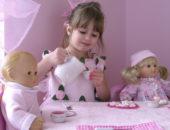Занятие по лепке «Угощение для кукол» обладает игровой направленностью