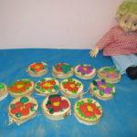 Торты для куклы