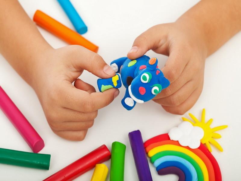 Картинки лепки в детском саду