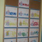 Выставка рисунков Заборчик для петушка
