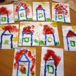 Выставка рисунков Кошкин дом