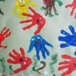 Забавные осьминожки: коллективная работа