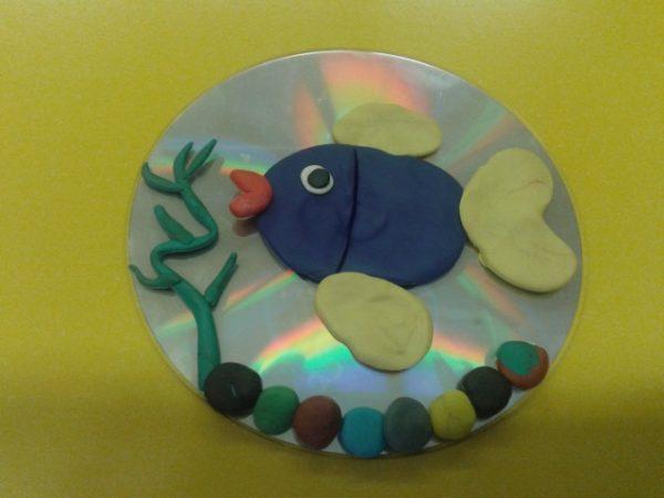 Отдельная композиция Рыбка
