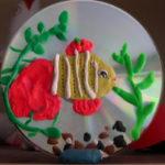 Индивидуальная композиция «Золотая рыбка»