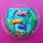 Индивидуальная композиция «Домик для рыбок»