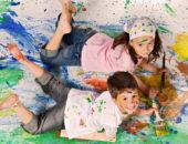 Нетрадиционные техники рисования открывают в ребёнке скрытые грани таланта