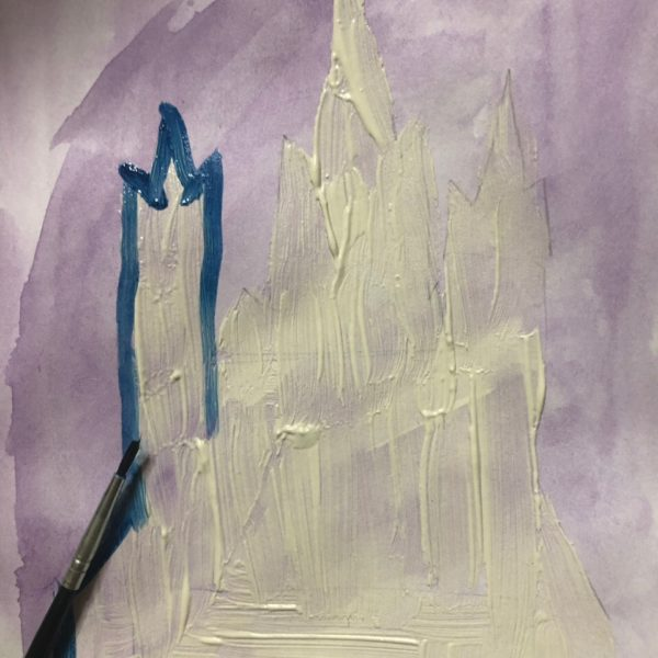Сказочный дворец, этап 4
