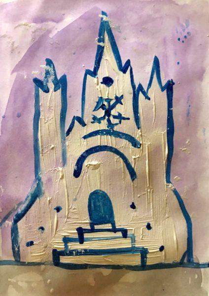 Сказочный дворец, этап 6