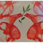 Волшебные красные птицы
