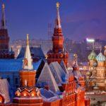 Фотография: виды Москвы
