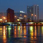 Фотография: ночной город