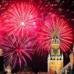 Фотография: салют в Москве
