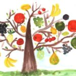 Чудо-дерево с фруктами