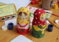 Декоративному рисованию в подготовительной к школе группе уделяется значительное внимание