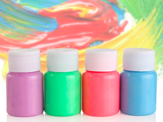 Акриловые краски для декоративного рисования
