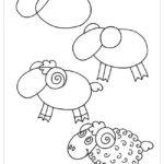Схема овечки